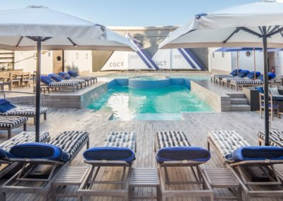 Cape Grace Hotel, Luxury Pool & Outdoor Deck, V&A Waterfront