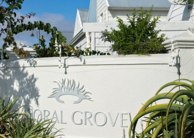 Coral Grove Estate, Paddocks