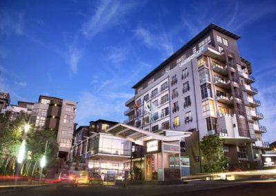 Upper Eastside Mixed-use Development & Double Tree Hotel by Hilton, Brickfield Road, Woodstock