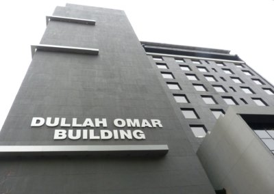 Dullah Omar Building, Castle Street, Cape Town