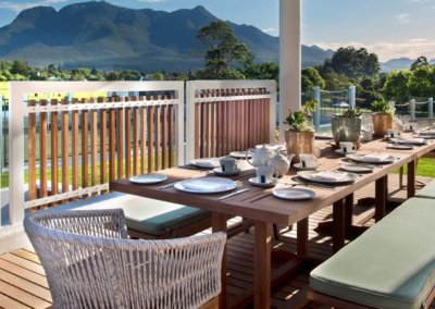 Fancourt Monets Restaurant