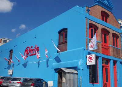 @frits dog Hotel, Castle Street, Cape Town