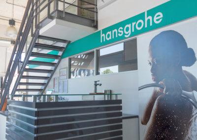 Hansgrohe Showroom