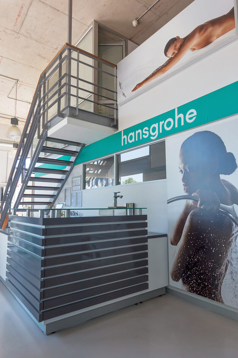 Hansgrohe Showroom, Green Point - Design Lab