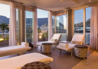 Cape Grace Hotel, Beauty Spa, V&A Waterfront